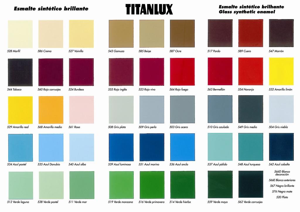 Decoracion mueble sofa carta colores titan - Pintura azulejos colores ...